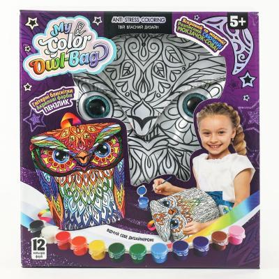 "Наборы ""My Color Owl-Bag"""