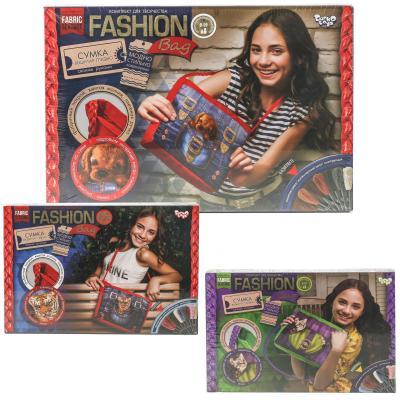 Набор для творчества Fashion BAG, вышивка лентами