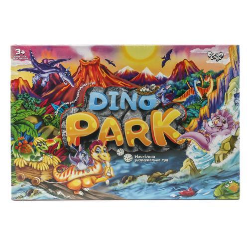 """Игра """"Dino Park"""", ДТ-ИМ-11-31"""