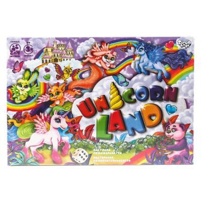 Настолья развлекательная игра Юникорн Land/20 (ДТ)