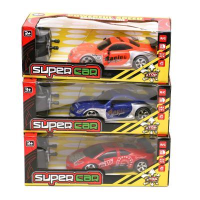 Машина 6501-02-03 (72шт) р/у, 16см, рез.колеса, 3
