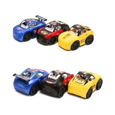 Машинка 005-1-3-006-1-2 (180шт) инер-я, 15,5см, 4в, 005-1-3-006-1-2