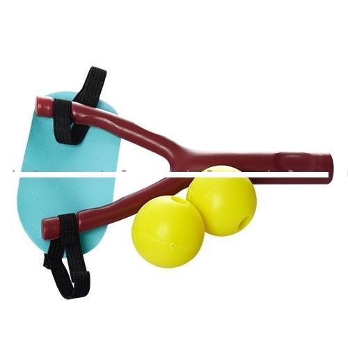 Рогатка M 2000 (240шт) 14-7см, 2 шарика, в кульке, M 2000