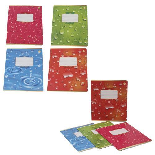Тетрадь в косую линию, 12 листов (цена за упаковку), TE53110