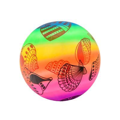 Мяч детский резиновый, 9 дюймов,ПВХ 80г