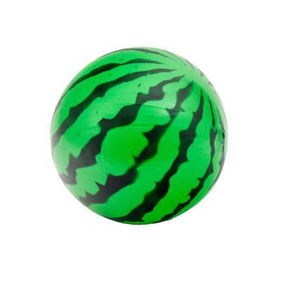 Мяч детский арбузик, резиновый, 9 дюймов,ПВХ 75г