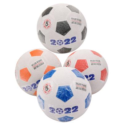 Мяч футбольный, размер 5, резиновый 320г