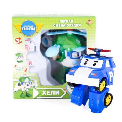 Трансформер RP, робот+машинка, 10см, оружие, 4вида