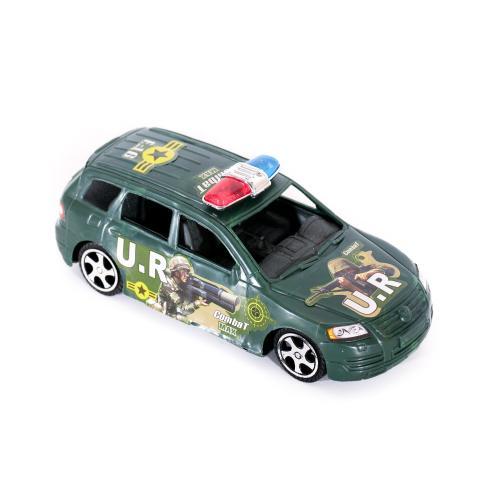 Машинка инер-я, полиция, 18,5см, в кульке, 18,5-7, 6688