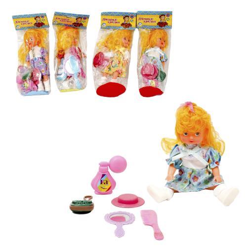 "Кукла ""Девочка-красавица"", 881V"