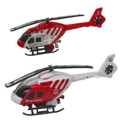Вертолёт, заводной