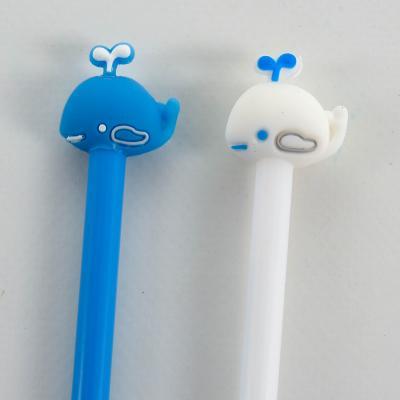 Ручка синяя тонкая паста, HMZ-60011