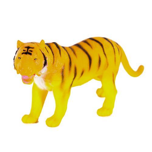 Животные муз.,ПВХ Тигр, 666C