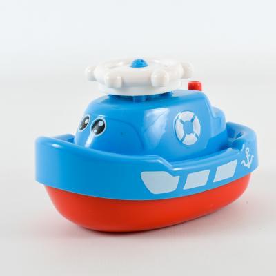 """Игрушка для купания """"Катер"""" (на батарейках), SL87002"""