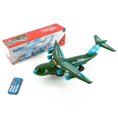 Самолет на батарейке
