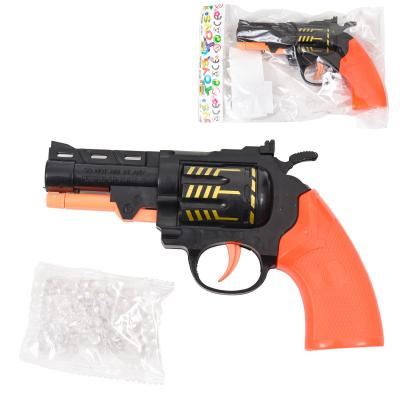 Револьвер, на водяных пульках