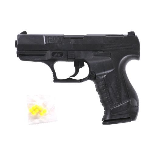 Пистолет на пульках, в кул 17-12-3 см, 00298