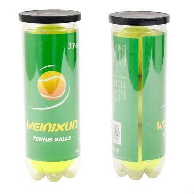 Тенисный мяч, 3 шт в упаковке, второй сорт, размер, SL-W828