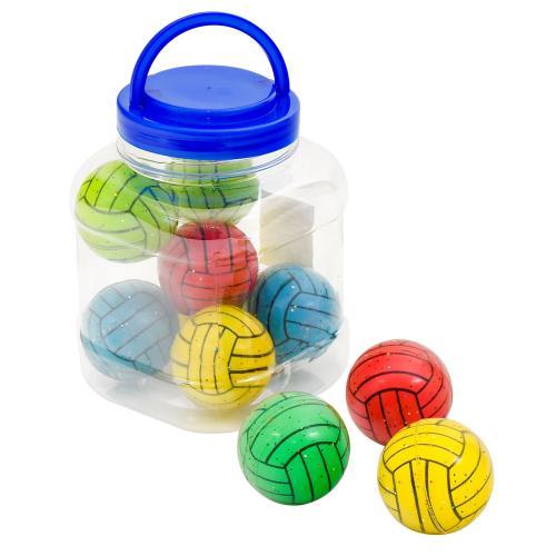 Мяч футбольный ПВХ, размен 6, 323-340г,два цвета в, SL-601-10 (2601)