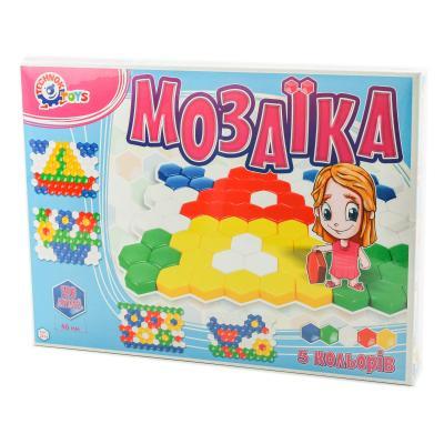 Мозаика для малышей, 120 деталей