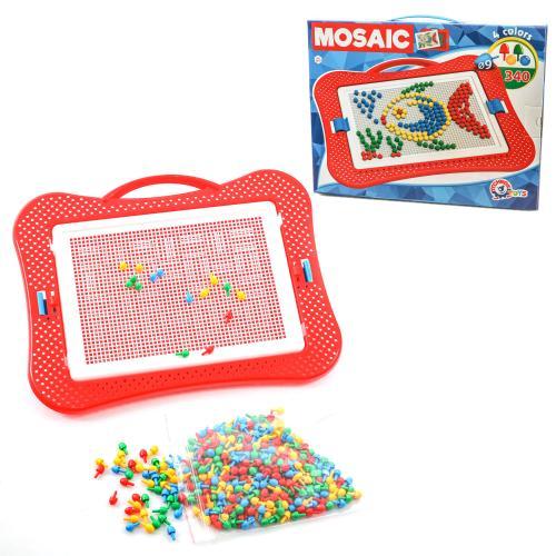 Мозаїка для малюків 4 3367 (Техн) -/10, Техно 3367