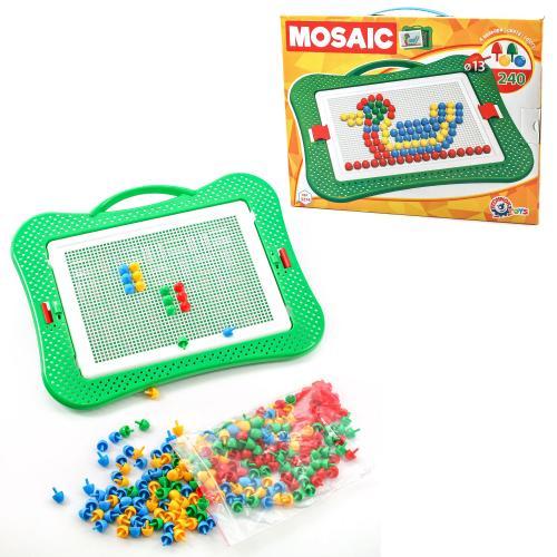 Мозаїка для малюків 5 3374 (Техн) -/10, Техно 3374