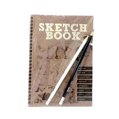 Набор для творчества SKETCH BOOK, ДТ-ОО-09-80