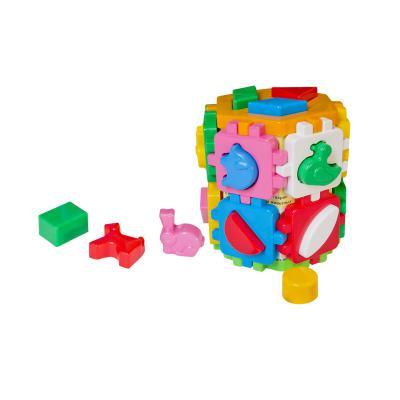 """Куб """"Розумний малюк"""" Конструктор"""