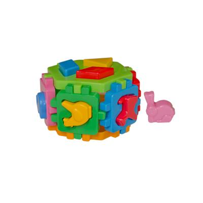 "Куб ""Розумний малюк Гексагон 1"""