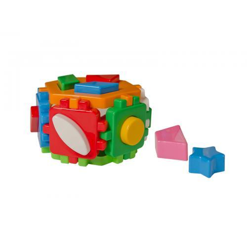 """Куб """"Розумний малюк Гексагон 2"""", Техно 1998"""