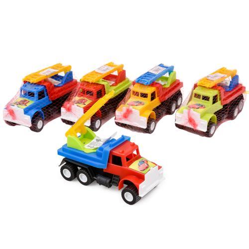Машина пожарная, KW-03-303