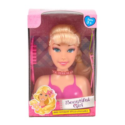 Кукла голова для причесок