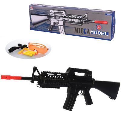 Автомат M16CA (18шт) 73см, водян.пули, мягкие пули