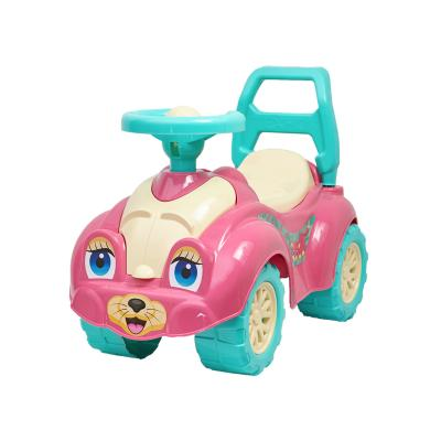 """Игрушка"""" Автомобиль для прогулок"""" розовый"""