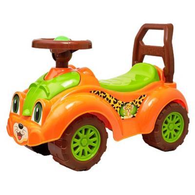 """Игрушка""""Автомобиль для прогулок"""" оранжевая"""