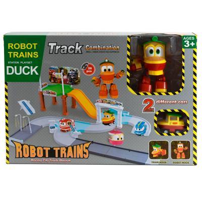 """Паркинг """"Робот Поезд"""""""