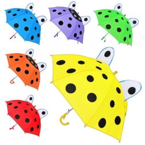 Зонтик детский 6 цветов, 45см, MK 0211