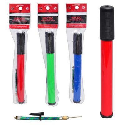 Насос 12'' с эластичной трубкой ручной, 4 цвета