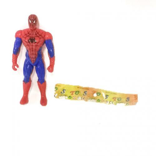 Супергерой 005-5 (360шт) СП, 15,5см, в кульке, 15, 005-5