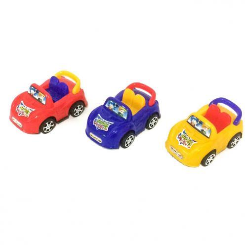 Машинка 2262 (324шт) инер-я, 11см, 3 цвета, в куль, 2262