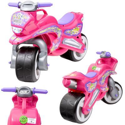 Мото-байк, розовый