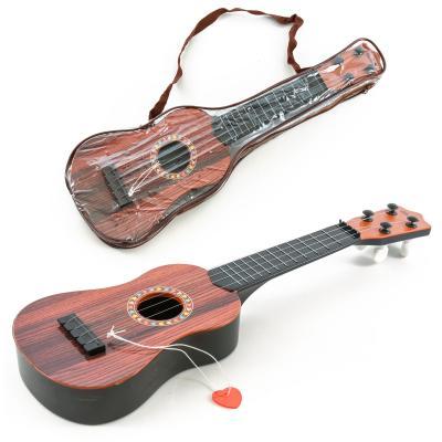 Гитара детская акустическая 77-02 E (96) 3 цвета