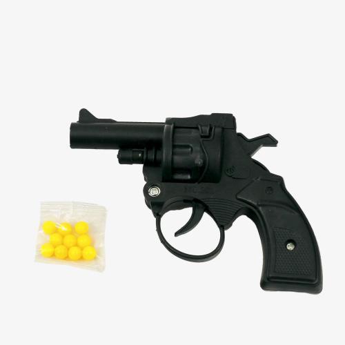 Револьвер, с пульками, 201B
