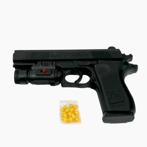 Пистолет, с пульками, K2119-C