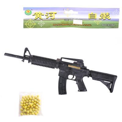 Автомат M-16 (33500456) (48шт/2) пульки, в пакете