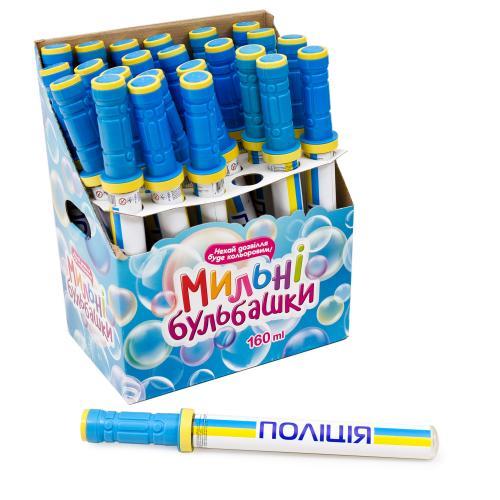 Мыльные пузыри (цена за штуку), MB 020-2
