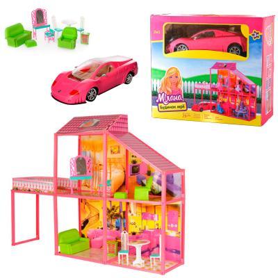 Домик для Барби