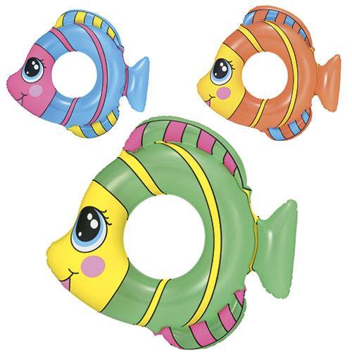 BW Круг рыбка, 3 цвета, 81-76см, 36111