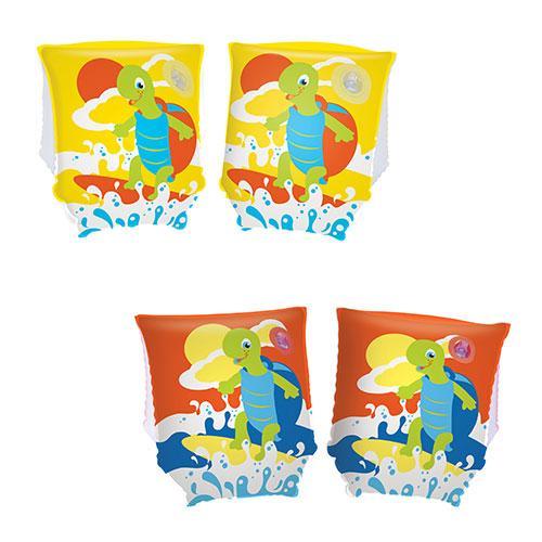 BW Нарукавники черепаха, 23-15см, 2 цвета, 32043