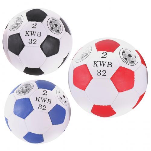 Мяч футбольный OFFICIAL 2502-20 (100шт) размер2,ПУ, 2502-20